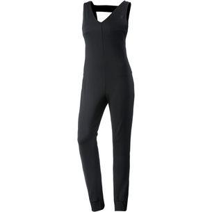 Onepiece Bay Jumpsuit Damen schwarz