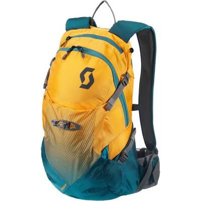 scott trail rocket fr 12 fahrradrucksack gelb blau im online shop von sportscheck kaufen. Black Bedroom Furniture Sets. Home Design Ideas