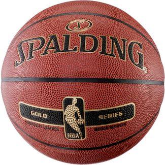 Spalding NBA GOLD Basketball orange