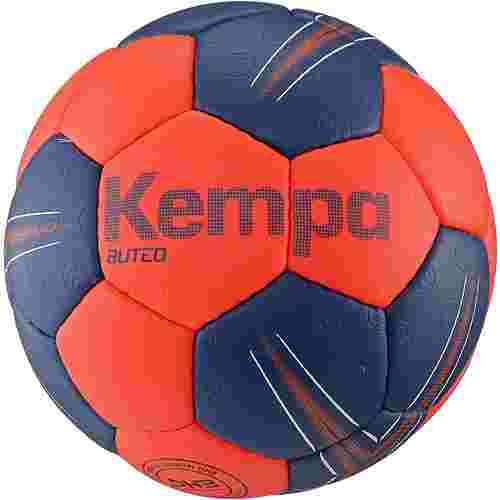 Kempa BUTEO Handball shock red/deep blue