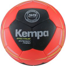 Kempa SPECTRUM SYNERGY PRIMO Handball red/black/lime yellow