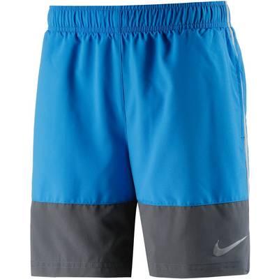 Nike Funktionsshorts Kinder blau/grau