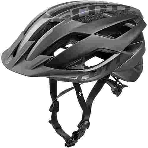 scott arx mtb fahrradhelm schwarz im online shop von sportscheck kaufen. Black Bedroom Furniture Sets. Home Design Ideas