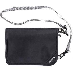 Pacsafe RFIDsafe V150 Geldbeutel black