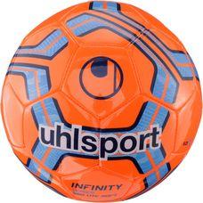 Uhlsport INFINITY 350 LITE SOFT Fußball fluo red/navy/royal
