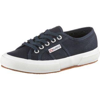 Superga 2750 JCOT CLASSIC Sneaker Kinder navy