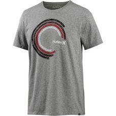 Hurley Spectrum T-Shirt Herren grau