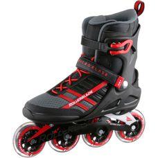 ROLLERBLADE Macroblade 84 ABT Fitness Skates Herren schwarz/rot