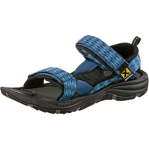Source Gobi Outdoorsandalen Herren blau