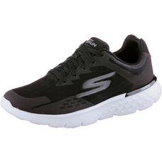 Skechers GO RUN 400 Fitnessschuhe Damen Black/White Trim