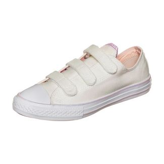CONVERSE Chuck Taylor All Star 3V Sneaker Kinder beige / weiß