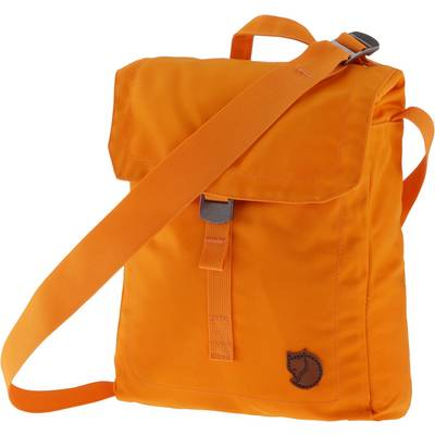 FJÄLLRÄVEN Foldsack No.3 Daypack orange