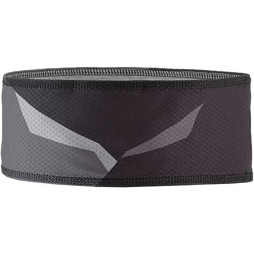 SALEWA Fast Wick Dry Stirnband schwarz