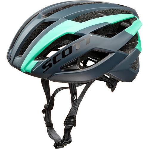 scott arx fahrradhelm schwarz gr n im online shop von sportscheck kaufen. Black Bedroom Furniture Sets. Home Design Ideas