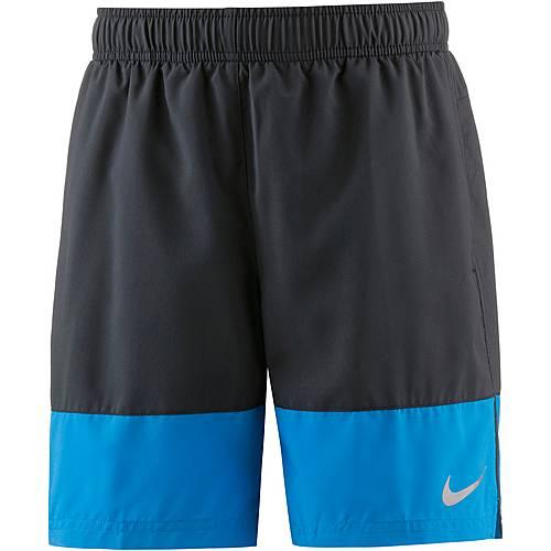Nike Funktionsshorts Kinder schwarz/blau