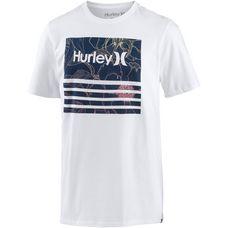 Hurley Borderline Fill T-Shirt Herren weiß