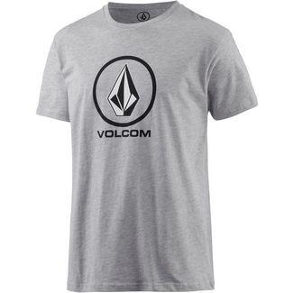 Volcom Circlestone T-Shirt Herren grau