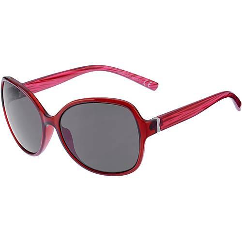 Maui Wowie B2637/01 Sonnenbrille Damen SHINY MILKY PURPLE