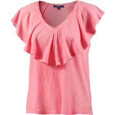 Pepe Jeans V-Shirt Damen koralle