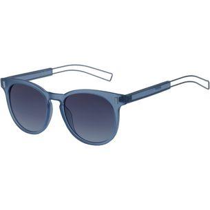 Maui Wowie B3155/02 Sonnenbrille MATT CRYSTAL BLUE/SATIN SILVER