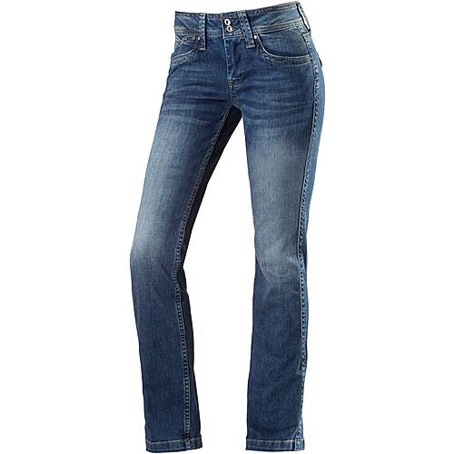 Pepe Jeans Banji Bootcut Jeans Damen used washed
