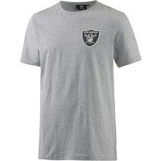 Majestic Athletic Oakland Raiders Longshirt Herren graumelange