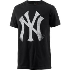 Majestic Athletic New York Yankees T-Shirt Herren schwarz
