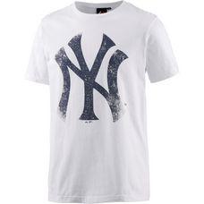 Majestic Athletic New York Yankees T-Shirt Herren weiß