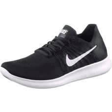 Nike Free RN Flyknit 2 Laufschuhe Damen schwarz