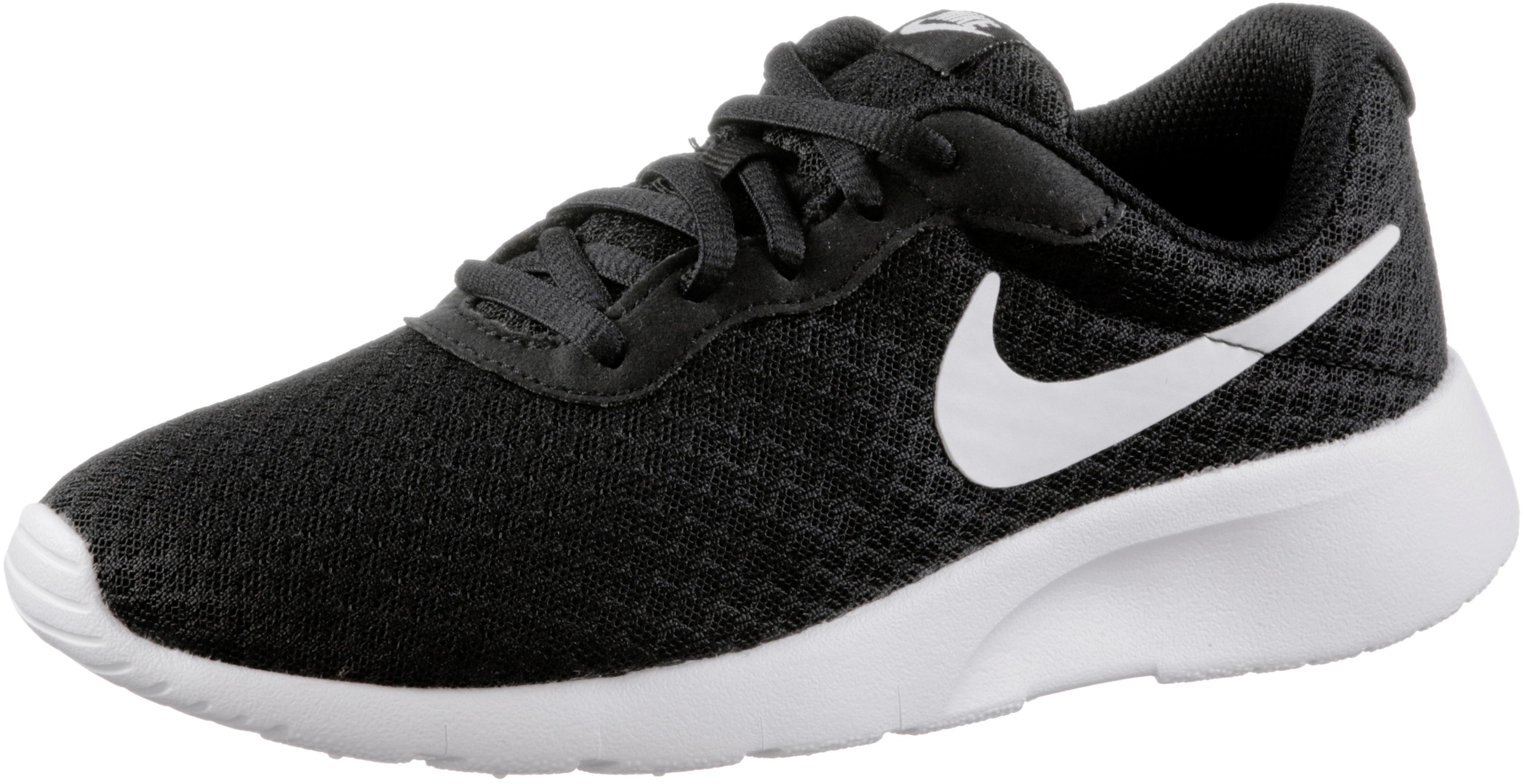Nike Chaussures De Sport Tanjun (ps) Kinderen - Noir / Blanc Hyper-rose fk1L7