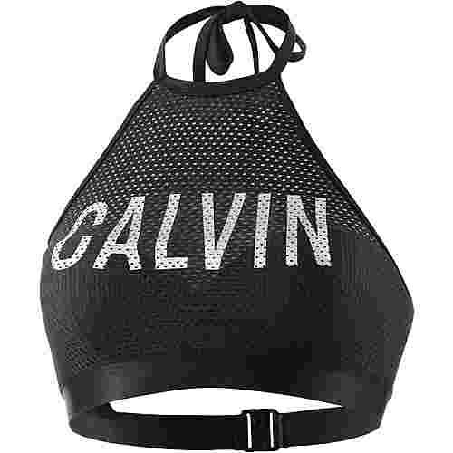 Calvin Klein Intense Power Bikini Oberteil Damen schwarz