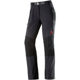 Mammut Courmayeur SO Softshellhose Damen black