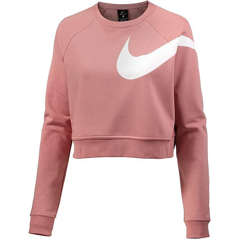 Nike Sweatshirt Damen Red Stardustwhite Im Online Shop Von