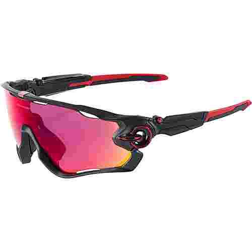 Oakley JAWBREAKER Sportbrille MATTE BLACK / PRIZM ROAD