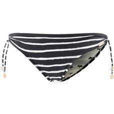watercult Island Escape Bikini Hose Damen schwarz/weiß