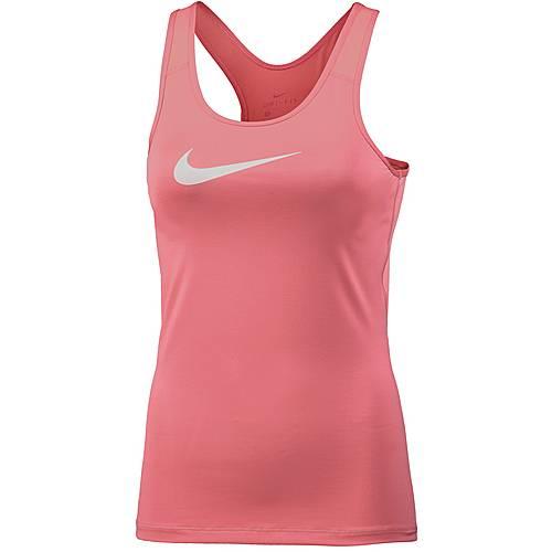 Nike Pro Dry Fit Funktionstop Damen SUNBLUSH/PURE PLATINUM