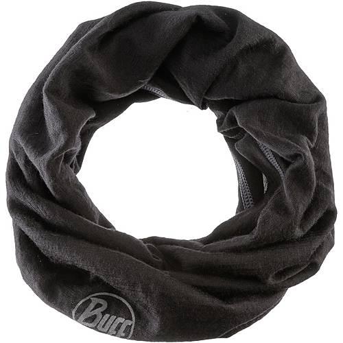 BUFF 3/4 Wool Multifunktionstuch schwarz