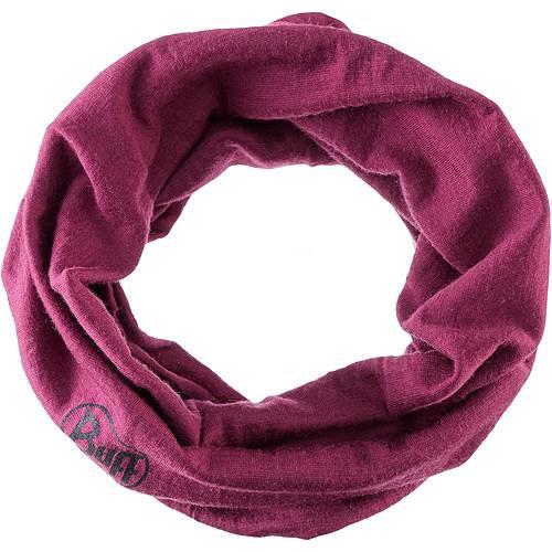 BUFF 3/4 Wool Multifunktionstuch lila