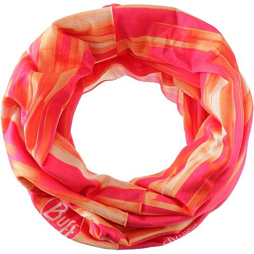 BUFF High UV Protection Multifunktionstuch pink/gelb/orange