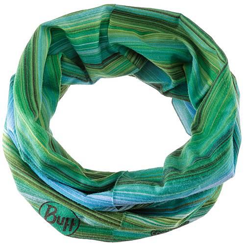 BUFF High UV Insect Shield Multifunktionstuch grün/blau