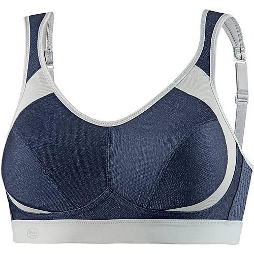 2905ae914f9 ANITA Extreme Control Sport-BH Damen denim im Online Shop von SportScheck  kaufen