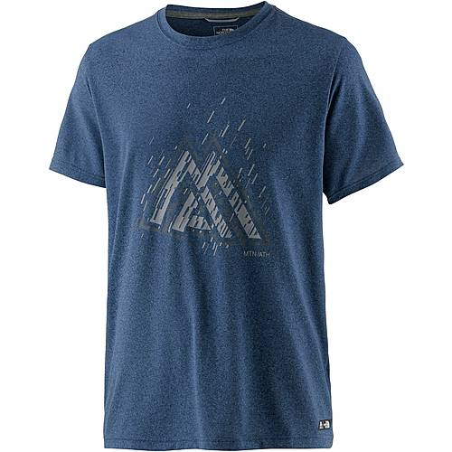 The North Face Reaxion T-Shirt Herren shady blue heather
