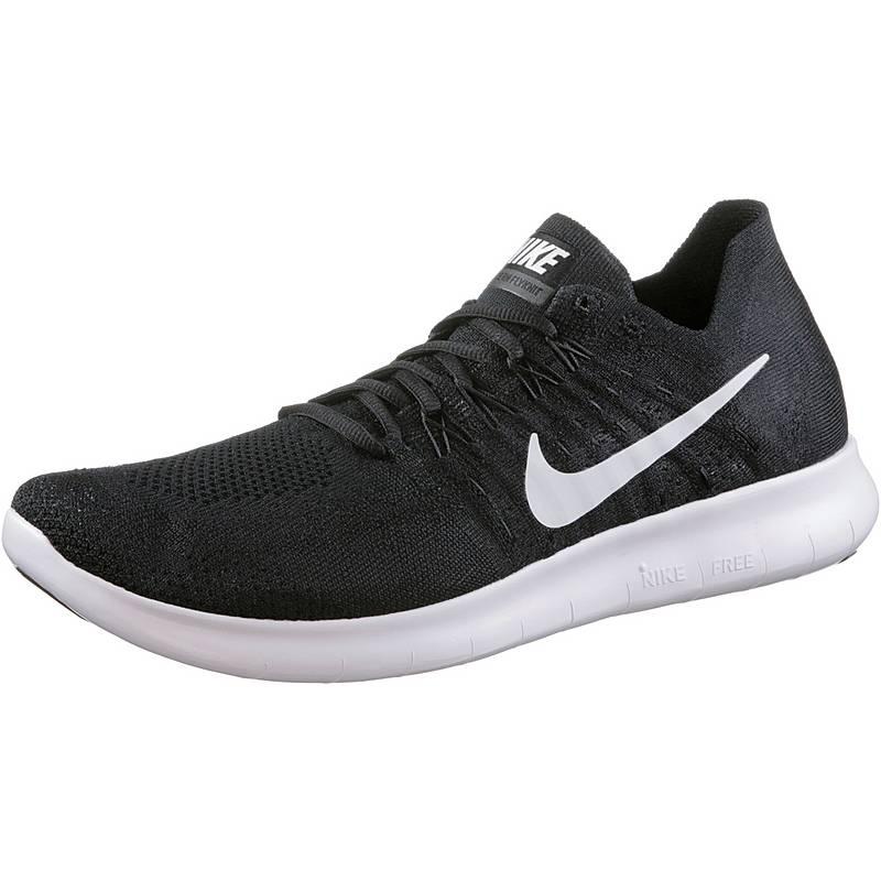 Nike Free RN Herren Laufschuhe SchwarzAnthrazitWeiß 831508