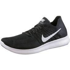 Nike Free RN Flyknit 2 Laufschuhe Herren schwarz