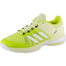 adidas Court Stabil Handballschuhe Damen ice yellow