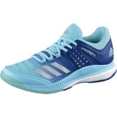 adidas Crazyflight X Volleyballschuhe Damen icey blue