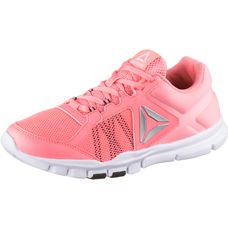 Reebok Yourflex Trainette Fitnessschuhe Damen sourmelon/black/white