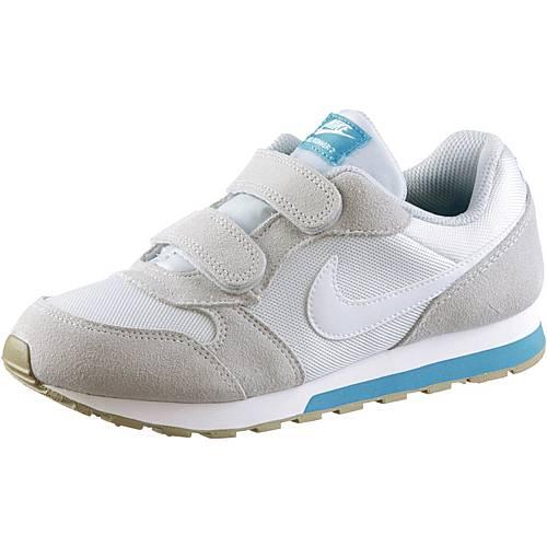 Nike MD Runner 2 PSV Sneaker Kinder grau