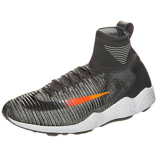 Nike Zoom Mercurial XI FK F.C. Sneaker Herren grau