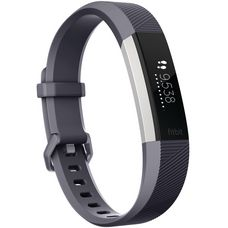 FitBit Tracker Alta HR Fitness Tracker blue gray